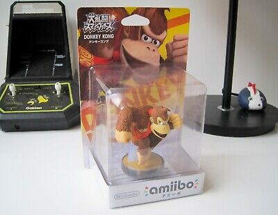 AU50 • Buy Nintendo Donley Kong Amiibo No.4 | Japan