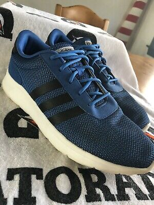 $ CDN13.19 • Buy Adidas CLOUDFOAM NEO Mens 9.5, Used, Ultra Great RUNNING SHOES Sneakers, BLUE