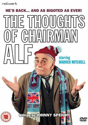 The Thoughts Of Chairman Alf  [DVD] • 19.95£