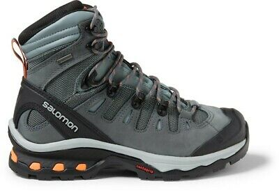 AU319.27 • Buy Salomon Women's Size 9 Quest 4D 3 GTX Backpacking Boots Lead Stormy Weather
