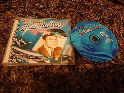 The Best Of Johnnie Ray (CD)  • 2.50£