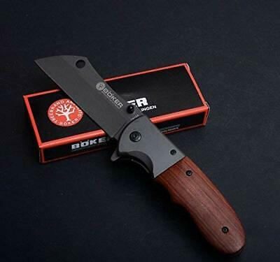 AU31.99 • Buy Boker Folding Knife Hunting Knife Outdoor Camping Knife Tactical