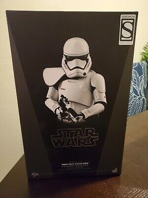 $ CDN158.03 • Buy Hot Toys Sideshow Star Wars First Order Stormtrooper Squad Leader Exclusive