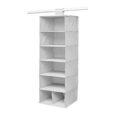IKEA Wardrobe Storage Chest Drawer Organiser Clothes Box With Compartments NEW • 11.45£