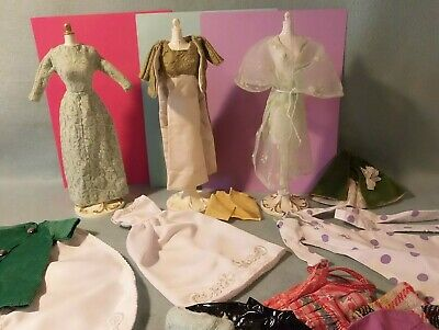 $ CDN26.47 • Buy  Vintage Barbie Doll Clothes OOAK Mommy Made & Clone Outfits A Few Are TLC