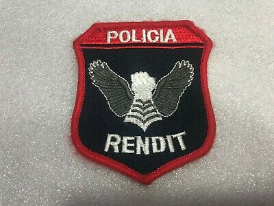 $ CDN18.71 • Buy Albania Original  Police Patch   Order Police