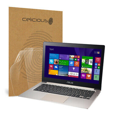 AU27.95 • Buy Celicious Vivid ASUS ZenBook UX303LN Invisible Screen Protector [Pack Of 2]