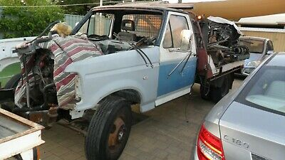 AU7000 • Buy Two Ford Bronco Shape F350's Unfinished Projects