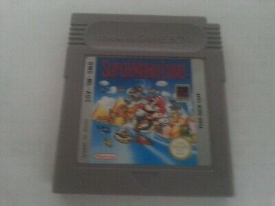 AU24 • Buy  Nes Nintendo Gameboy  Super Mario Land Free Postage Ds 3ds Advance