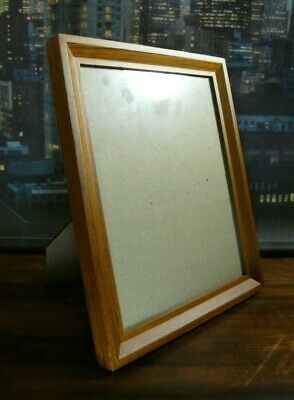 AU42.56 • Buy Wood Photo Frame For 10 X 8 Picture Mid Century Modern Style