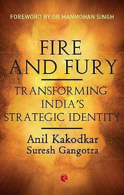 AU60.57 • Buy Fire And Fury By Anil Kakodkar (English) Hardcover Book Free Shipping!