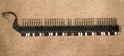 $ CDN131.03 • Buy ♫ Hammond Organ Ratchet Drawbars For BV CV Or Conversion To Smooth For B2 B3 C3