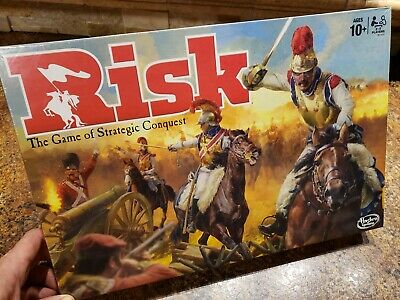 $26.99 • Buy NEW!!!! RISK Strategic Conquest Board Game Factory Sealed FREE SHIPPING!!!!!