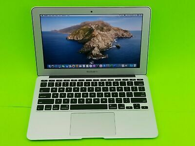 $425 • Buy Apple MacBook Air Core I5 1.6GHz 4GB RAM 128GB SSD 11  A1465 - Catalina