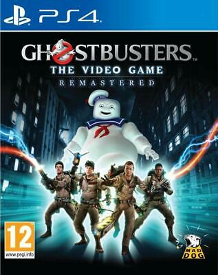 AU52 • Buy Ghostbusters: The Video Game Remastered PS4 Playstation 4 Brand New Sealed