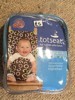 Totseat - Portable High Chair • 5£