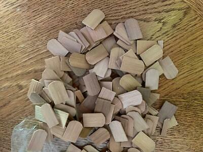 $6.15 • Buy WOODEN Roof Shake Shingles For Miniature Dollhouse 175+