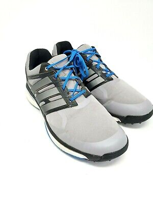 $36.50 • Buy Mint Adidas Adipower S Boost Gray Golf Shoes Q46927 SIZE 10 M