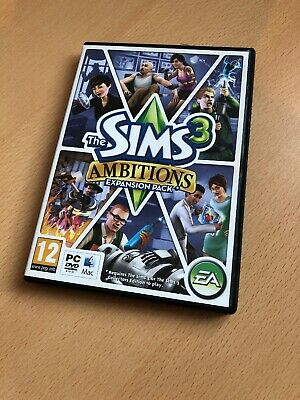The Sims 3: Ambitions Expansion Pack PC: Mac, 2010 • 1.99£