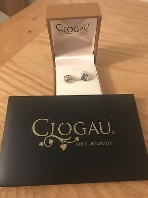 Clogau Welsh Gold, Silver & 9ct Rose Gold Cariad Heart Charm And Cariad Charm • 60£