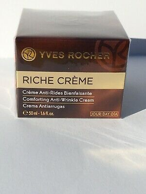 AU40.39 • Buy Yves Rocher RICHE CREME Face Cream Anti Wrinkle Aging Day 50 Ml