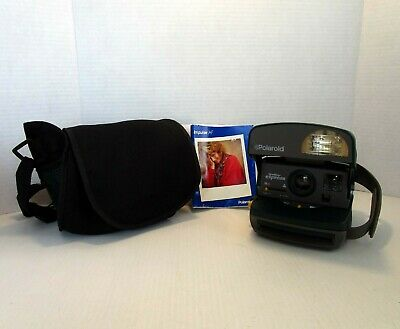 $ CDN24.95 • Buy Vintage POLAROID OneStep Express Hunter Green Instant 600 Camera