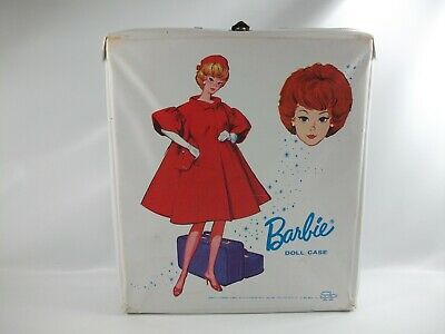 $ CDN24.99 • Buy Vintage Barbie Doll Case Mattel Copyright 1963
