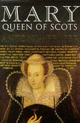 Mary Queen Of Scots, Fraser, Lady Antonia, Good Condition Book, ISBN 0297177737 • 5.69£