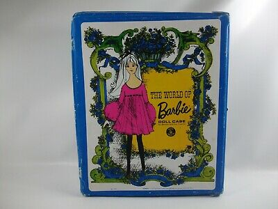 $ CDN24.99 • Buy Vintage World Of Barbie Doll Case Mattel No 1002
