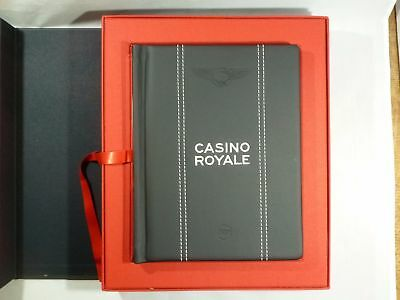 IAN FLEMING Casino Royale Bentley Special Limited Edition. Unread Copy. • 598.96£