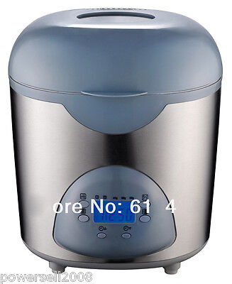 AU228.60 • Buy New High Quality Bread Maker Auto Bread Maker Kitchen Appliance Toaster