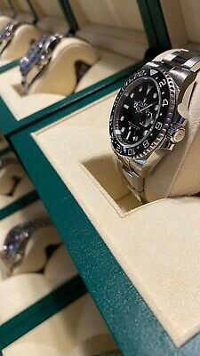 $ CDN20035.63 • Buy Rolex 116710 GMT Ceramic Discontinued Never Worn