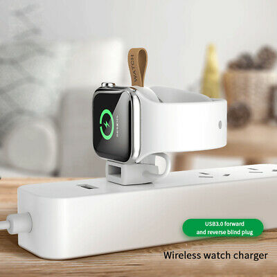 $ CDN25.84 • Buy Apple Watch IWatch Series 5/4/3/2/1 Portable Magnetic Wireless USB Charger 5V