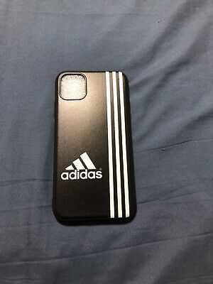 AU30 • Buy Adidas Iphone X Sillicone Case Black White NEW