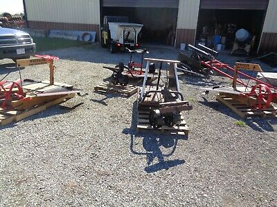 $3600 • Buy 5 Rare Antique Horse Drawn Corn Sled, Cutter, Harvester