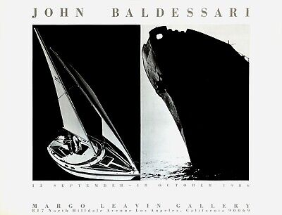John Baldessari – Two Ships – 1986 • 112.30£