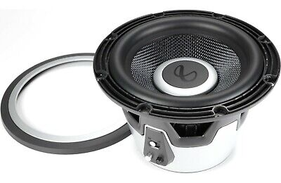 $109.94 • Buy NEW Infinity KAPPA 800W 1600 Watts 8  Selectable Smart Impedance Car Subwoofer