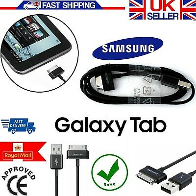 £2.24 • Buy Genuine Samsung USB Data Charger Cable For Galaxy Tablet 7  8.9 10.1 P5110 Tab 2