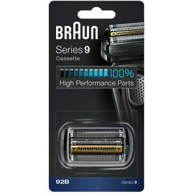 AU84 • Buy Braun 92b Replacement Foil & Cutter Cassette Head For Series 9 Shavers - 90b 92s