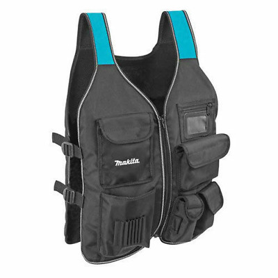 Makita P-72089 Worker's Vest Tool Vest For Carpenters   • 51.19£