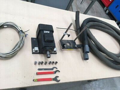 AU750 • Buy Cnc Router Spindle Perske In Good Condition With Extras