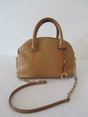 AU62.95 • Buy OROTON Tan Genuine LEATHER Ladies HANDBAG
