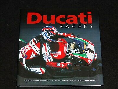 Ducati Racers; Racing Models 1950 To Present Day Ian Falloon 2002 New, Old Stock • 11.50£