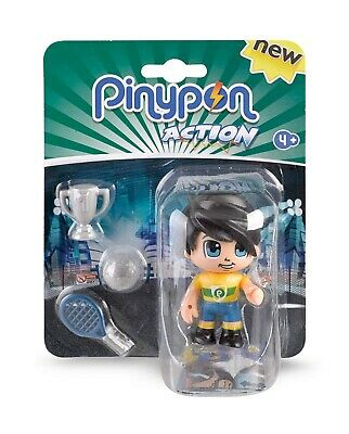 £10.73 • Buy Pinypon TENNIS PLAYER Action Figure With 3 Accessories