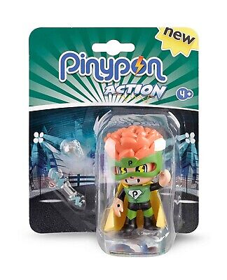 £10.02 • Buy Pinypon SUPER HERO Action Figure With 3 Accessories