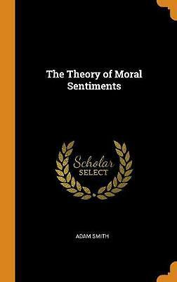 AU79.98 • Buy Theory Of Moral Sentiments By Adam Smith Hardcover Book Free Shipping!