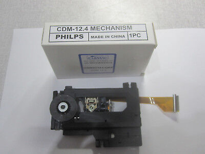 Micromega Stage 6 Philips Laser CDM 12.4 Drive With Laser Unit New • 47.18£