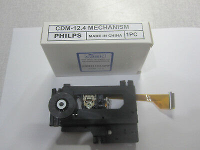Micromega Stage 3 Philips Laser CDM 12.4 Drive With Laser Unit New • 47.18£