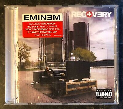 Eminem Recovery Music Cd Album Good Condition • 2.40£