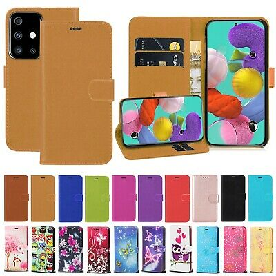 Case For Samsung Galaxy A10 A20E A40 A51 A71 S20 S20+ Leather Wallet Phone Cover • 3.35£